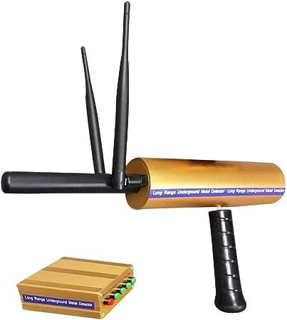 TRULIL d/étecteur de m/étal dor/é Longue Plage de Recherche 3D Dor/é d/étecteur de d/étecteur de m/étal de Recherche 800/m//799,8/m D/étectant Profondeur 14/m//14/m d/étecteur de Posit
