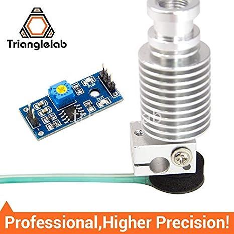 Kit de sensor de nivelación de cama de alta precisión Z-Probe con ...