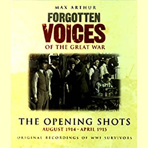 The Opening Shots Audiobook