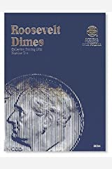 Roosevelt Dimes Folder 1965-2004 (Official Whitman Coin Folder)