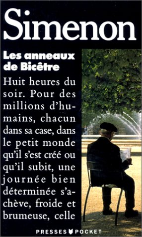 Les Anneaux de Bicêtre: Amazon.fr: Simenon, Georges: Livres