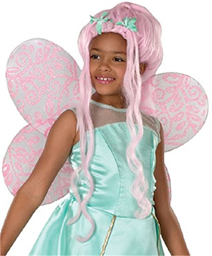 Child Mattel Barbie Fairytopia Dahlia Costume Fairy (Barbie Fairytopia Costume)