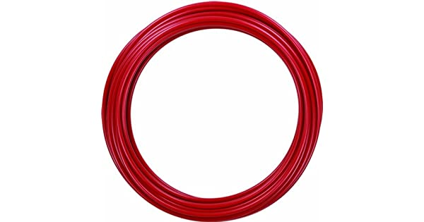 Viega 32545 PureFlow Zero Lead ViegaPEX Tubing with Ultra Red Coil of Dimension 3//4-Inch by 500-Feet