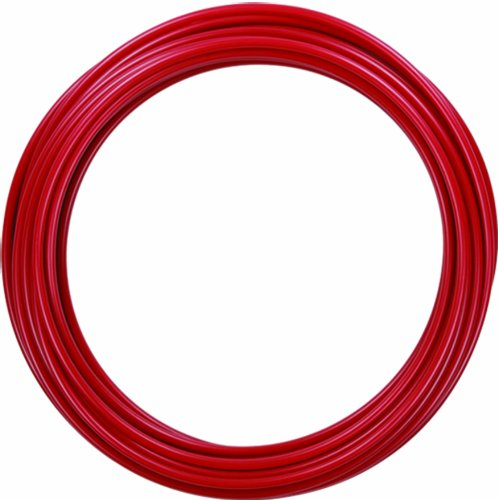 Viega 32121 PureFlow Zero Lead ViegaPEX Tubing with Red Coil of Dimension 1/2-Inch by 100-Feet