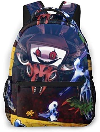 アンダーテール Undertale (15) メンズ レディース 兼用 アウトドア ・旅行に最適 ナップサック 収納バッグ 軽量 登山 自転車 防水仕様 通学・通勤バッグ スポーツ 巾着袋 ジムサック 収納バッグ バッグ プレゼント