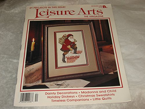 (Leisure Arts Magazine - December 1993)