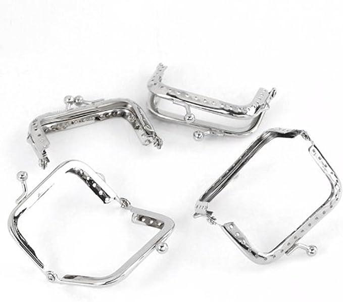 1Pc Purse Frame 15CM Bag Purse Frame Handbag Frame Metal Coin Sewing Frame Clasp CAE-M321