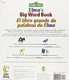 Elmos Big Word Book/El libro grande de palabras de Elmo (Sesame Street Elmos World (Board Books)) (Old English, Multilingual and Spanish Edition)