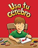 Usa tu cerebro (Use Your Brain) Lap Book (Spanish Version) (Literacy, Language, and Learning) (Spanish Edition)