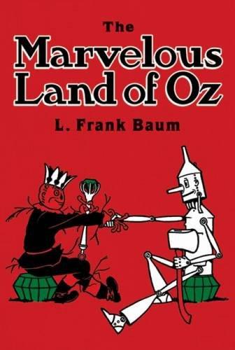 The Marvelous Land of Oz (Dover Children's Classics) ()