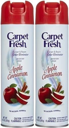 Amazon Com Carpet Fresh No Vacuum Carpet Cleaner Aerosol