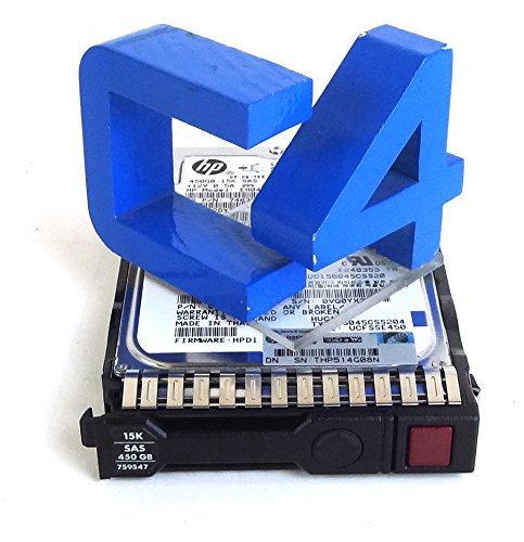 """HP  759210-B21 759547-001 450GB 12G 15K 2.5/"""" SAS SC G8//G9 HDD Hard Drive"""