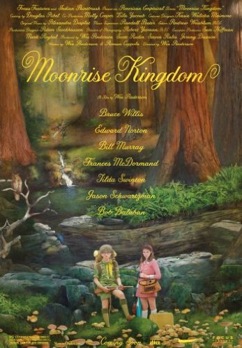 Image result for moonrise kingdom poster