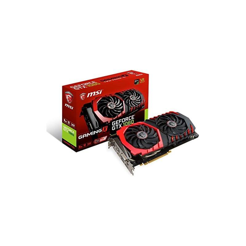 MSI GAMING GeForce GTX 1060 6GB GDRR5 19