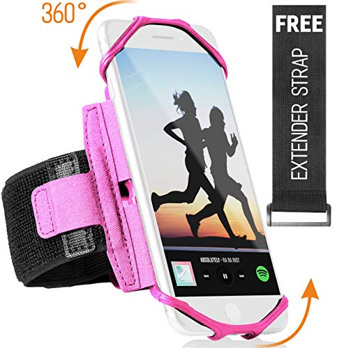 Rotatable Running Armband Samsung Extender product image
