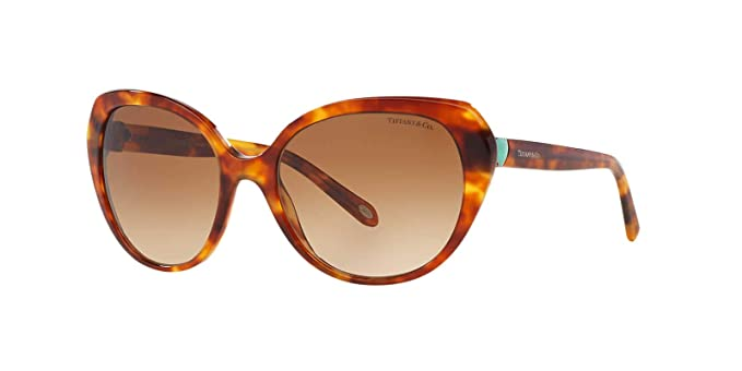 Gafas de Sol Tiffany & Co. TF4088 LIGHT HAVANA: Amazon.es ...