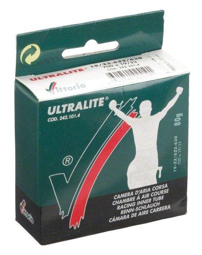 Vittoria 700x19-23c Ultralite Tube 51mm stem length Presta (Vittoria Presta Valve)