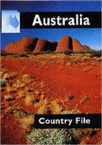 Ebook für Smartphone herunterladen Australia (Country Files) in German DJVU