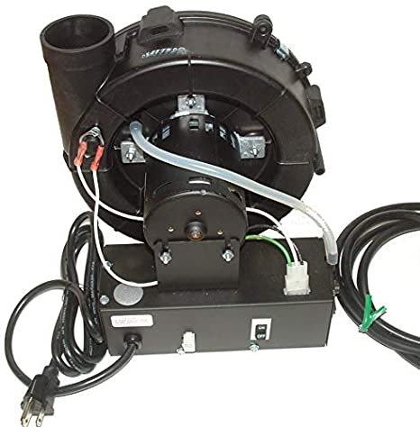 Fasco W4 115-Volt 3300 RPM Furnace Draft Inducer Blower on