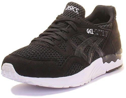 para V Lyte 9090 Asics Zapatillas H7k2n Hombre Black Gel black 4pxnwv
