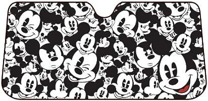 Plasticolor 003689r01Mickey Mouse Expressions parabrisas Parasol