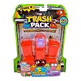 The Trash Pack Series 4 Wheelie Bins Random Figure 5 Pack