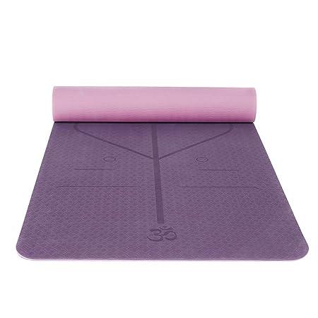 XLHJFDI Inicio Deportes Varios Yoga Mats TPE Material ...