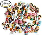 24 ONE PIECE Action Figures