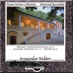 Mozart: Piano Sonatas Nos. Wholesale 8 15 14 + trust Ron Andante No. Allegro