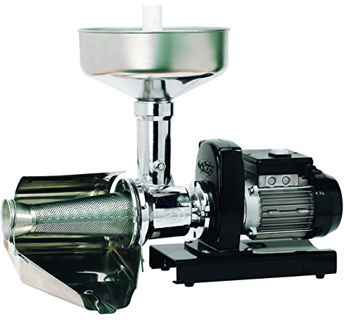 Quetscher mit Getriebemotor