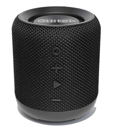Oliitek Portable Bluetooth Speaker with Super Bass Radiator, TWS, Indoor, Outdoor (IPX6) and Travel Use, Long Playtime with Crystal Clear deep bass HD Loud Speakers, FM Radio, USB Port.