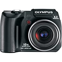 Olympus SP-500 UZ Ultra Zoom 6MP Digital Camera with 10x Optical Zoom