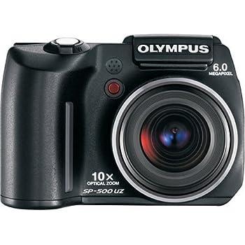 Olympus SP-500 UZ Ultra Zoom 6MP Digital Camera with 10x Optical Zoom