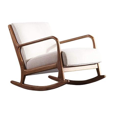 Sillón, Mecedora, sillón, sofá Individual, sillón con balcón ...