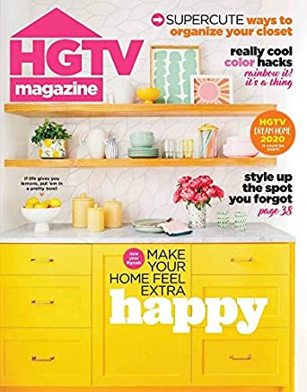 Amazon.com: HGTV Magazine: Hearst Magazines: Kindle Store on decked out mobile homes, action mobile homes, southern living mobile homes, home improvement mobile homes,