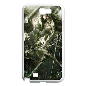 Samsung Galaxy Note 2 N7100 Phone Case Angel Warrior