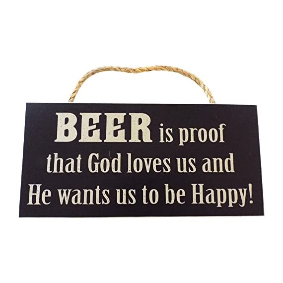 Man Cave and Garage Wall Decor Signs PERFECT GIFT FOR ANY GARAGE OR MAN CAVE DECOR FOR MEN - ***HANDMADE IN THE USA BY A LOCAL ARTIST! ***UNIQUE GIFT FOR ANY MAN CAVE OR GARAGE! ***HIGH QUALITY MATERIALS AND CRAFTSMANSHIP! - living-room-decor, living-room, home-decor - 51ATMuhyPEL. SS570  -