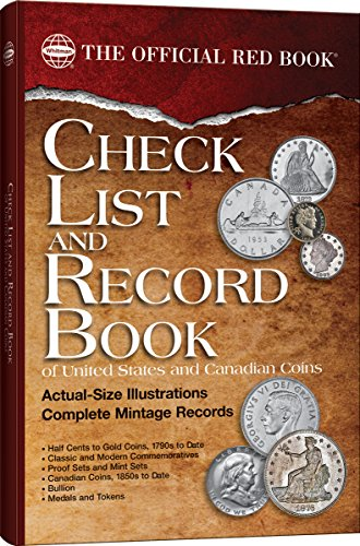 Check List and Record Book of United States and Canadian (League Check)