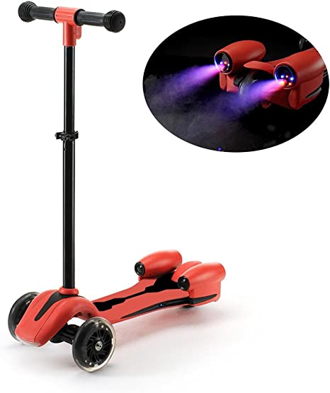 Amazon.com: Rocket Kick Scooter, wdtpro Multi-Function Kids ...