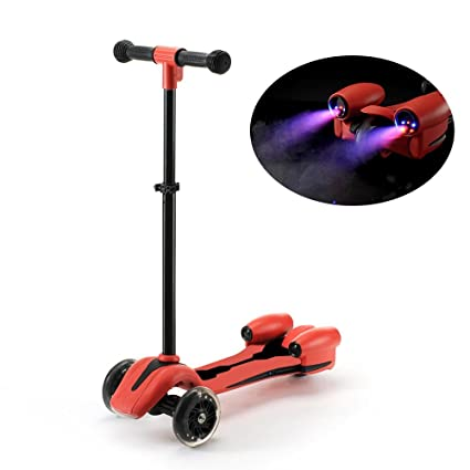 Amazon.com: Rocket Kick Scooter, wdtpro Multi-Function Kids ...