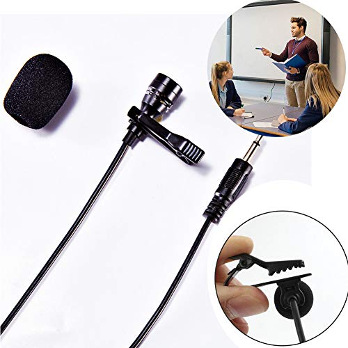 Professional Lavalier Microphone Perfect Amplifier