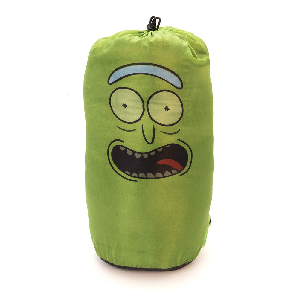 SDCC Exclusive Pickle Rick Sleeping Bag