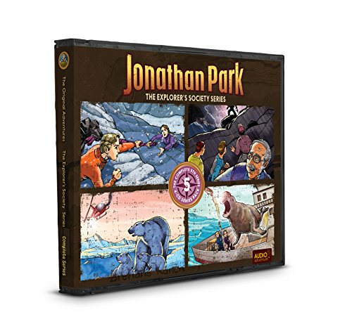 Jonathan Park: The Explorer's Society - Complete Series