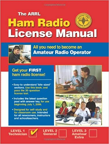Amateur general class license test