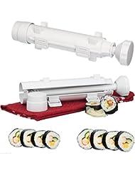 Тарелка Bazooka Sushezi Sushi Roller Kit