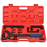 Supercrazy Engine Camshaft Locking Alignment Timing Tool Kit For Audi V6 2.0/2.8/3.0T FSI SF0215