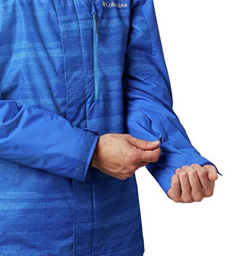 Columbia mens Whirlibird Iv Interchange Jacket