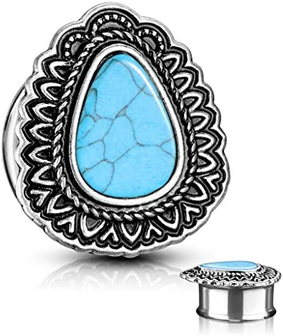 MoBody Surgical Turquoise Centered Antique product image