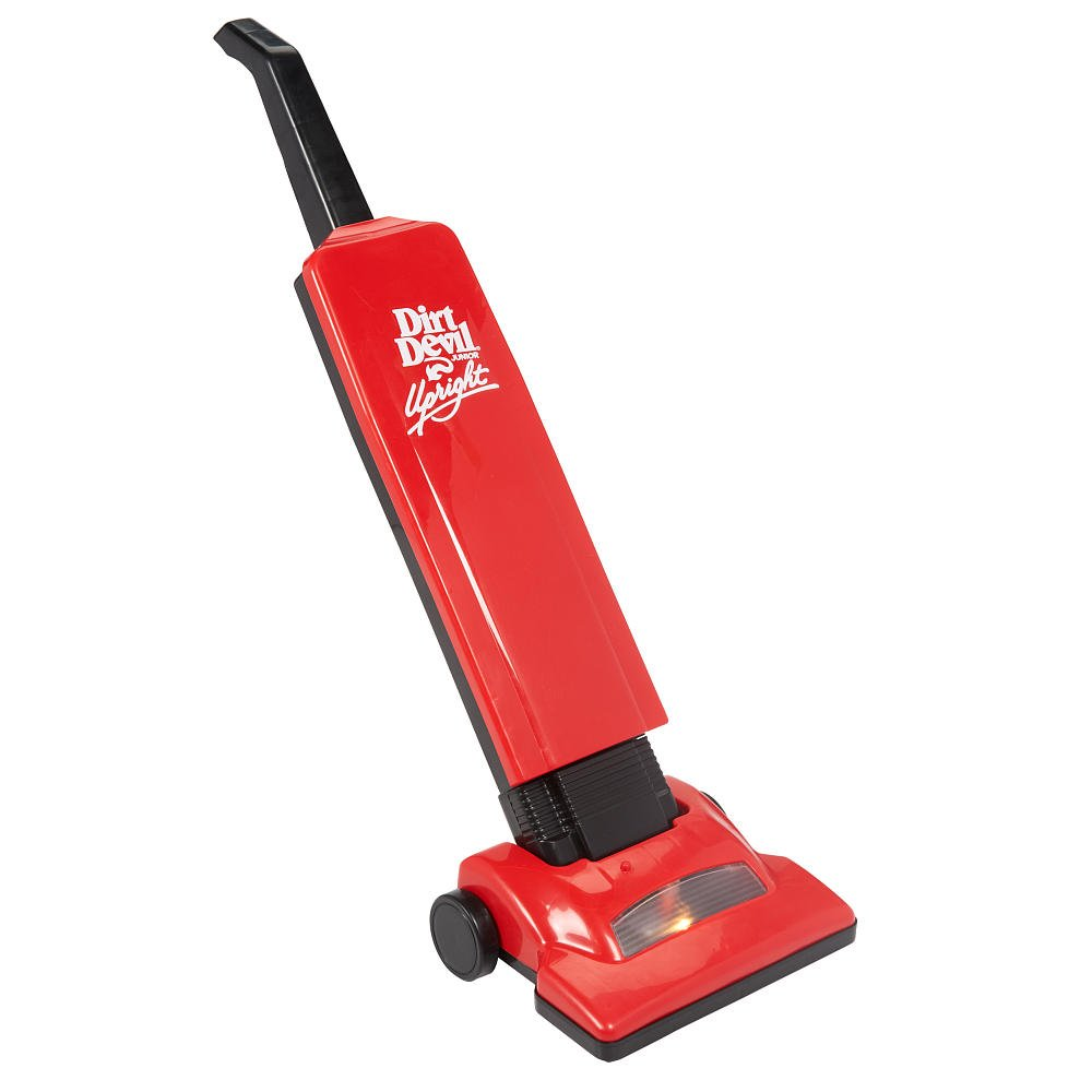 Amazon Just Like Home Dirt Devil Jr Play Upright Vacuum Toys Games