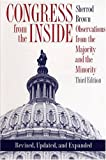 Congress from the Inside, Sherrod Brown, 0873387929
